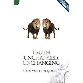 Sandheden uændret - uforanderlige - 9781845507343 bog