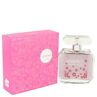 Vixen Pink Eau De Parfum Spray By YZY Perfume 3.7 oz Eau De Parfum Spray