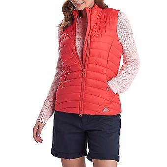 Barbour Women's Shorewood Sleeveless Quilted Jacket
