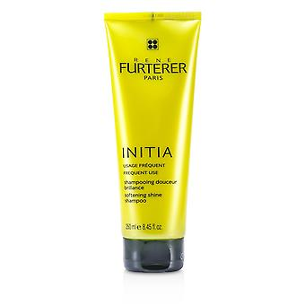 Initia softening shine shampoo (frequent use, all hair types) 160466 250ml/8.45oz