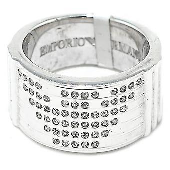 Naisten' Ring Armani EG203250 Hopea/18