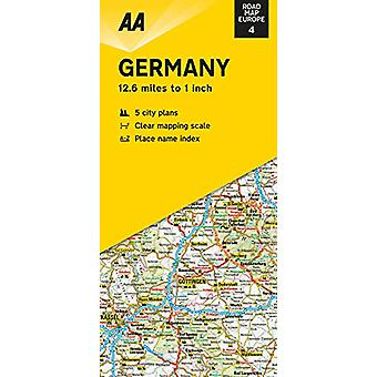 Road Map Germany - 9780749582159 Book