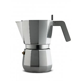 Alessi Moka Espresso Coffee Maker - 9 Cup For Induction Hobs