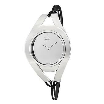 Calvin Klein K1B23108 Sophistication Silver Dial Ladies Watch