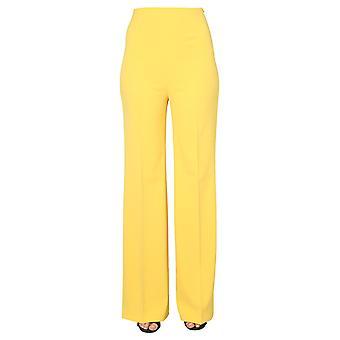 Boutique Moschino 031308240028 Dames's Gele Polyester Broek