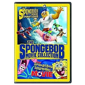 Svampbob Fyrkant Movie Collection [DVD] USA import