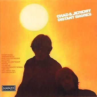 Chad & Jeremy - Distant Shores: Expanded Edition [CD] USA import