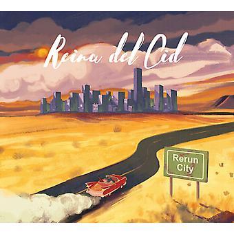 Reina Del Cid - Rerun City [CD] USA import