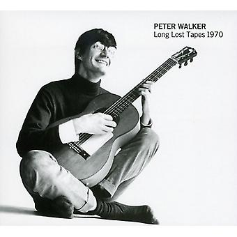 Peter Walker - Long Lost Tapes 1970 [CD] USA import