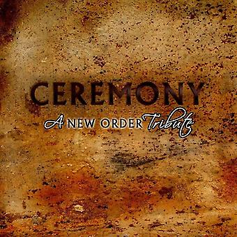 Ceremony - New Order Tribute [CD] USA import