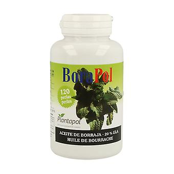 Borapol (Borage Oil) 120 softgels van 100mg