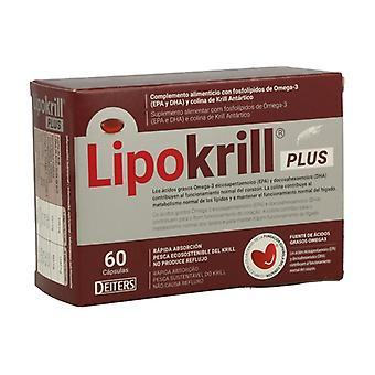 Lipokrill Plus 60 capsules