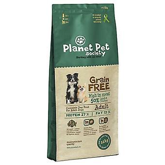 Planet Pet Pienso para Perros Grain Free Cordero y Patatas (Dogs , Dog Food , Dry Food)