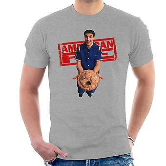 American Pie Jim Holding Eaten Pie Homme-apos;t-shirt