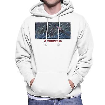 An American Tail Fievel Holding On Men's Hooded Sweatshirt