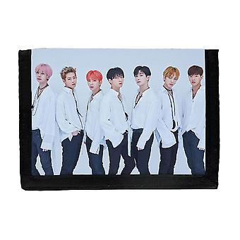 K-pop Monsta X Wallet