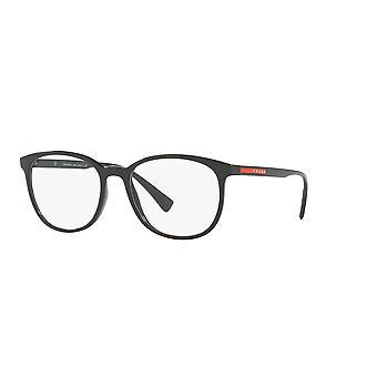 Prada Sport Linea Rossa VPS07L 1AB1O1 Sorte briller