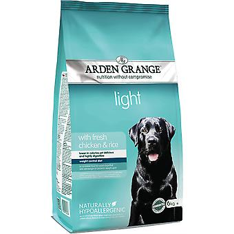 Arden Grange Adult Dog Light - 6kg