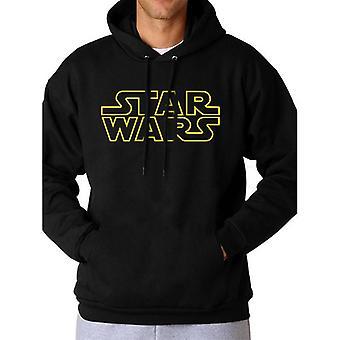 Star Wars voksne unisex voksne logo design hættetrøje