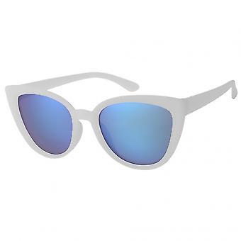 Sunglasses Women's sport A60770 14.5 cm white/blue