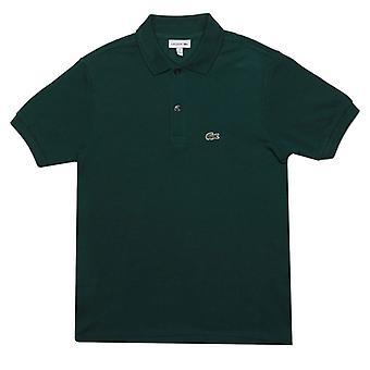 gutt&s lacoste spedbarn polo skjorte i grønn