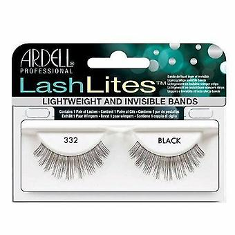Ardell LashLites Premium False Genes - 332 - Benzi ușoare și invizibile