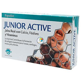 Mont Star Royal Jelly Junior 20 Blisters
