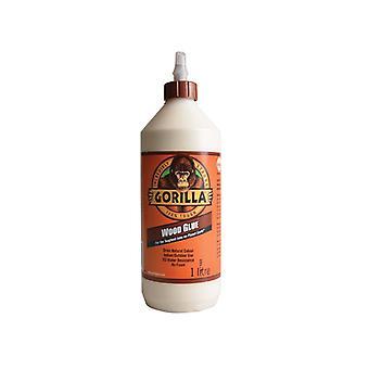 Gorilla Glue Gorilla PVA Wood Glue 1 Litre GRGGWG1L