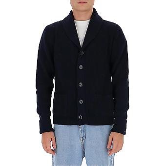 Tom Ford Bvk82tfk154b08 Men's Black Cashmere Cardigan