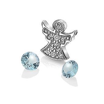 Anais hete diamanten Anais Silver Angel charme AC104