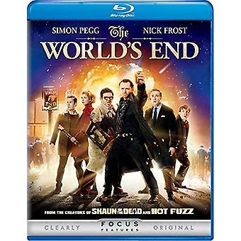 World's End [Blu-ray] USA import