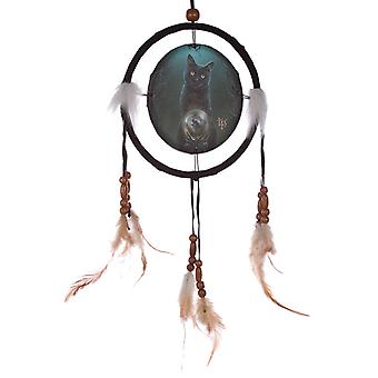 Decorative Cat Design Rise of the Witches 16cm Dreamcatcher X 1 Pack