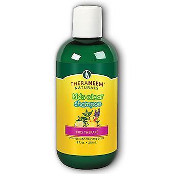 Organix South Kids Clear Shampoo, Fragrance Free 8 oz