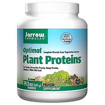Jarrow Formulas Optimal Plant Proteins, 1.2 lb