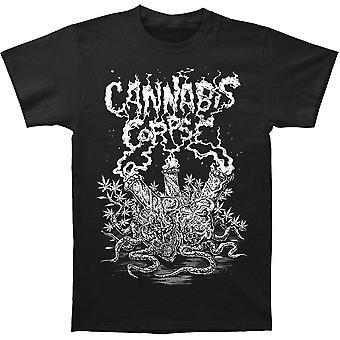 Camiseta Cannabis Corpse Weedless Ones
