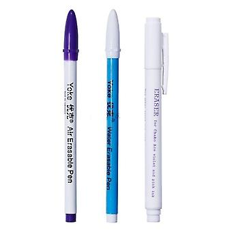 Textile Ink Auto Vanishing Pens For Patchwork Cross Stitch - Air Water Soluble