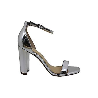BADGLEY MISCHKA Womens Keshia Open Toe Special Occasion Ankle Strap Sandals