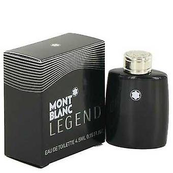Montblanc Legend By Mont Blanc Mini Edt .15 Oz (men) V728-497587