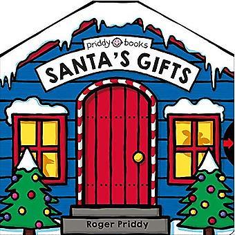 Santa'S Gifts (Search & find) [Board book]