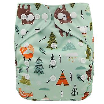Eco-friendly Diaper Cover Wrap Washable Diapers Couches