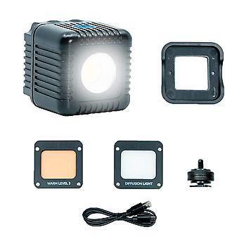 Lume cube 2.0 luce led impermeabile e bilanciata alla luce del giorno per foto, video, creazione di contenuti per dji, g