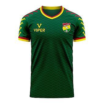 Bolivia 2020-2021 Home Concept Football Kit (Viper)