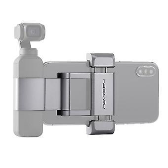 PGYTECH P-18C-029 Alumiiniseos Matkapuhelimen kiinnityskiinnike+ DJI OSMO Pocketille