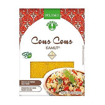 Khorasan Kamut Whole Wheat Cous Cous 500 g