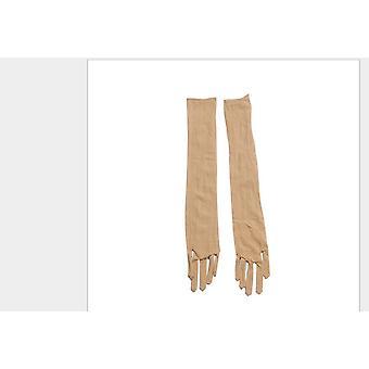 سلس محض سلس قفازات طويلة بأسعار معقولة الفاخرة Pantyhose جوارب الجوارب