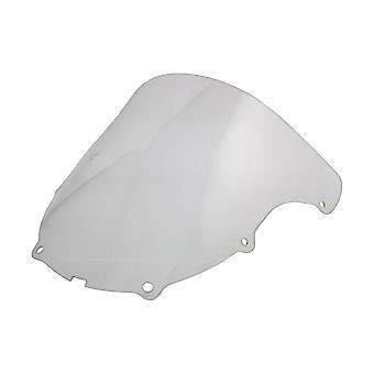 Airblade Clear Double Bubble Screen for Kawasaki ZX6R 636 2003-2004