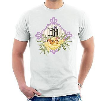 Holly Hobbie Obst und Blumen Männer's T-Shirt