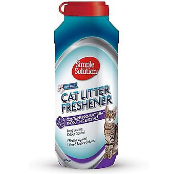 Simple Solution Cat Pet Litter Freshener