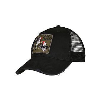 CAYLER & SONS Unisex Trucker Cap WL Favela Fights Distressed Curved