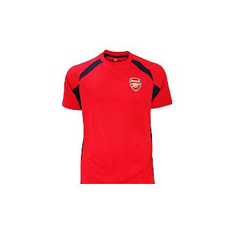 Arsenal FC Poikien Paneeli T-paita
